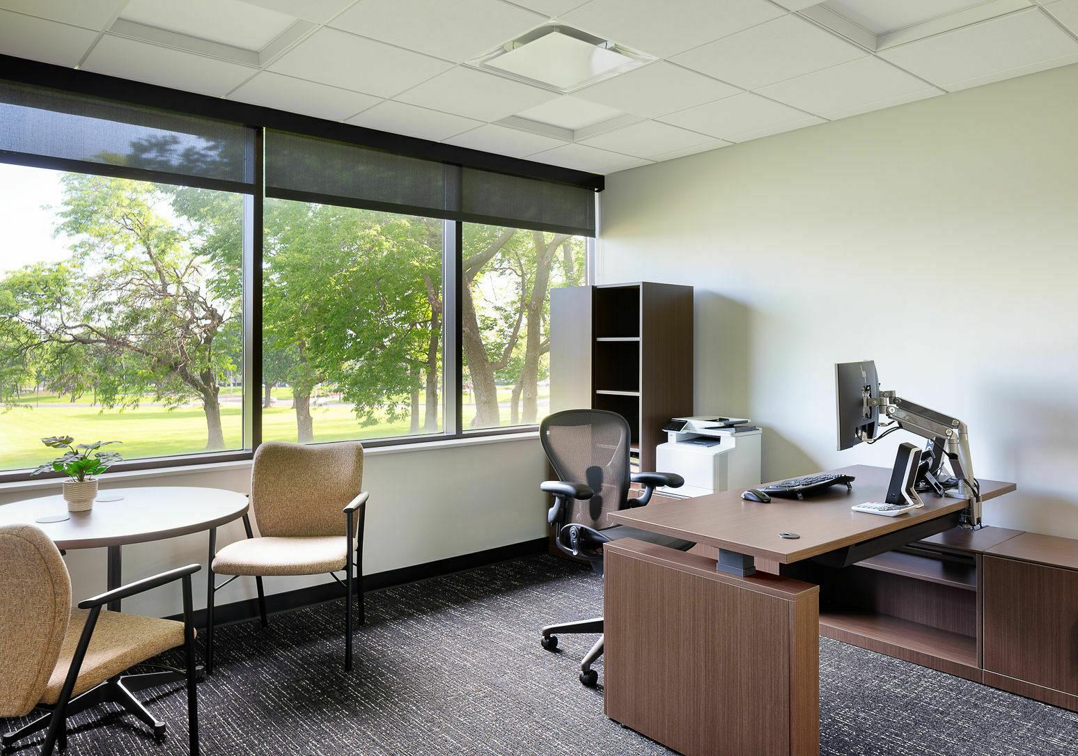 Watco Thompson Photo Private Office