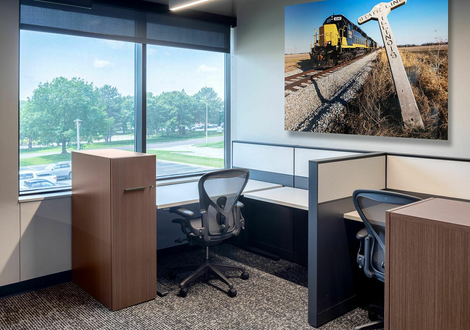 Watco Thompson Photo Workstations