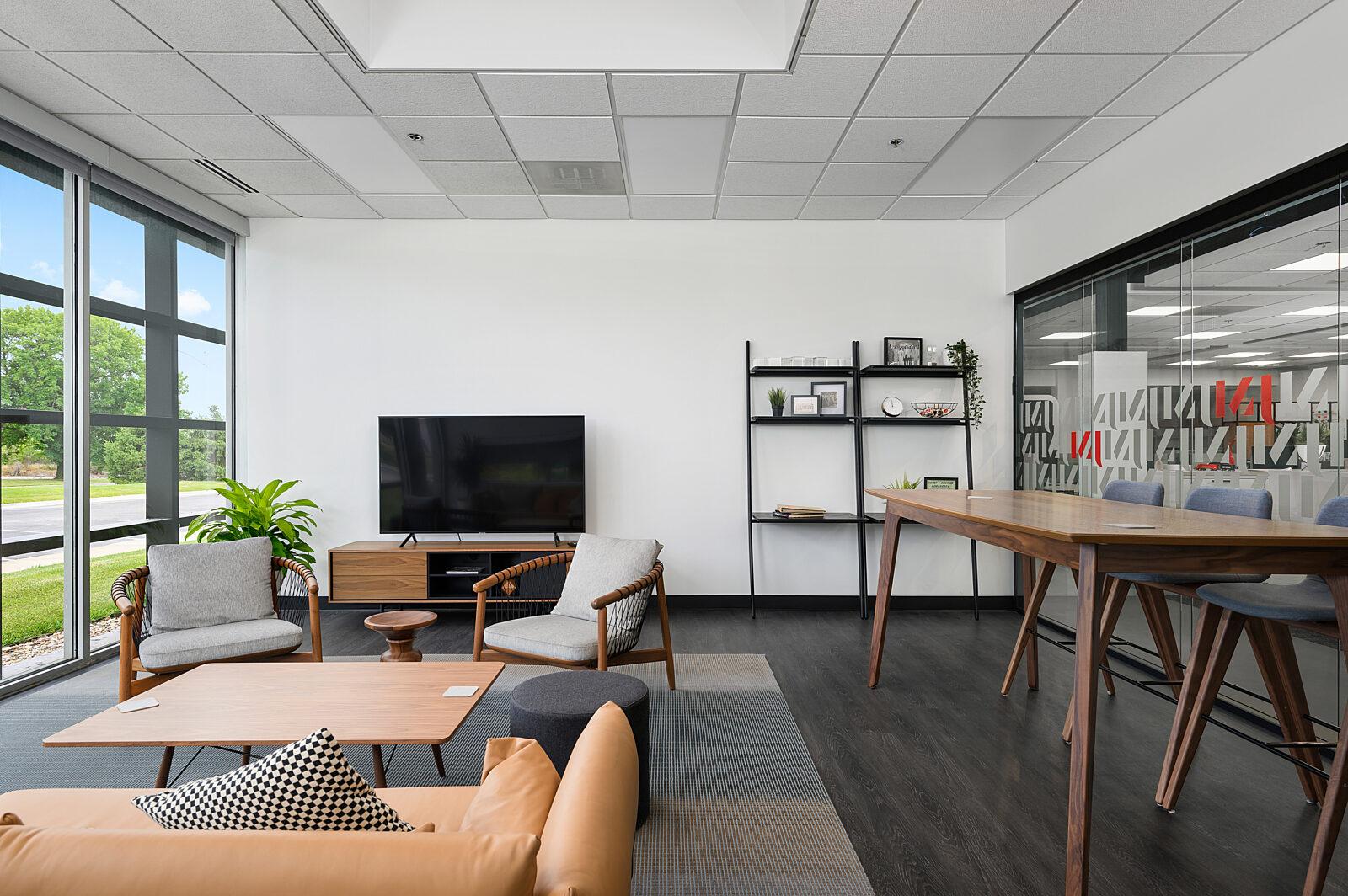 Living Room off lobby