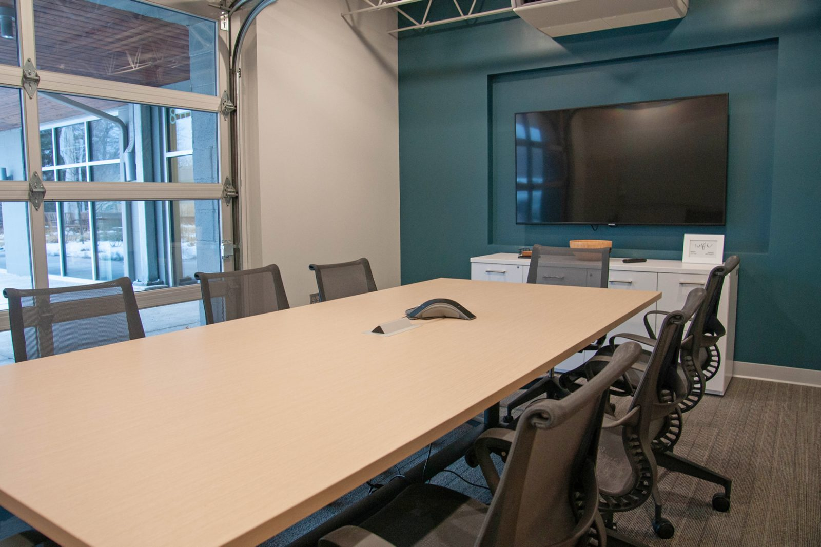 HNC Living Gallery Conference Room