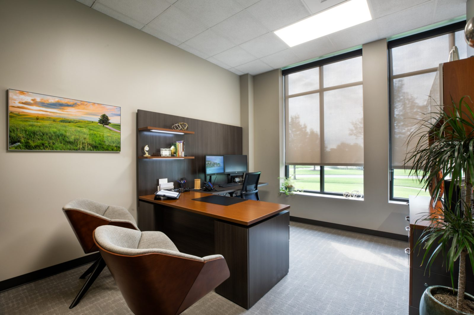 6 Meridian Private Office Gavin Peters Photography
