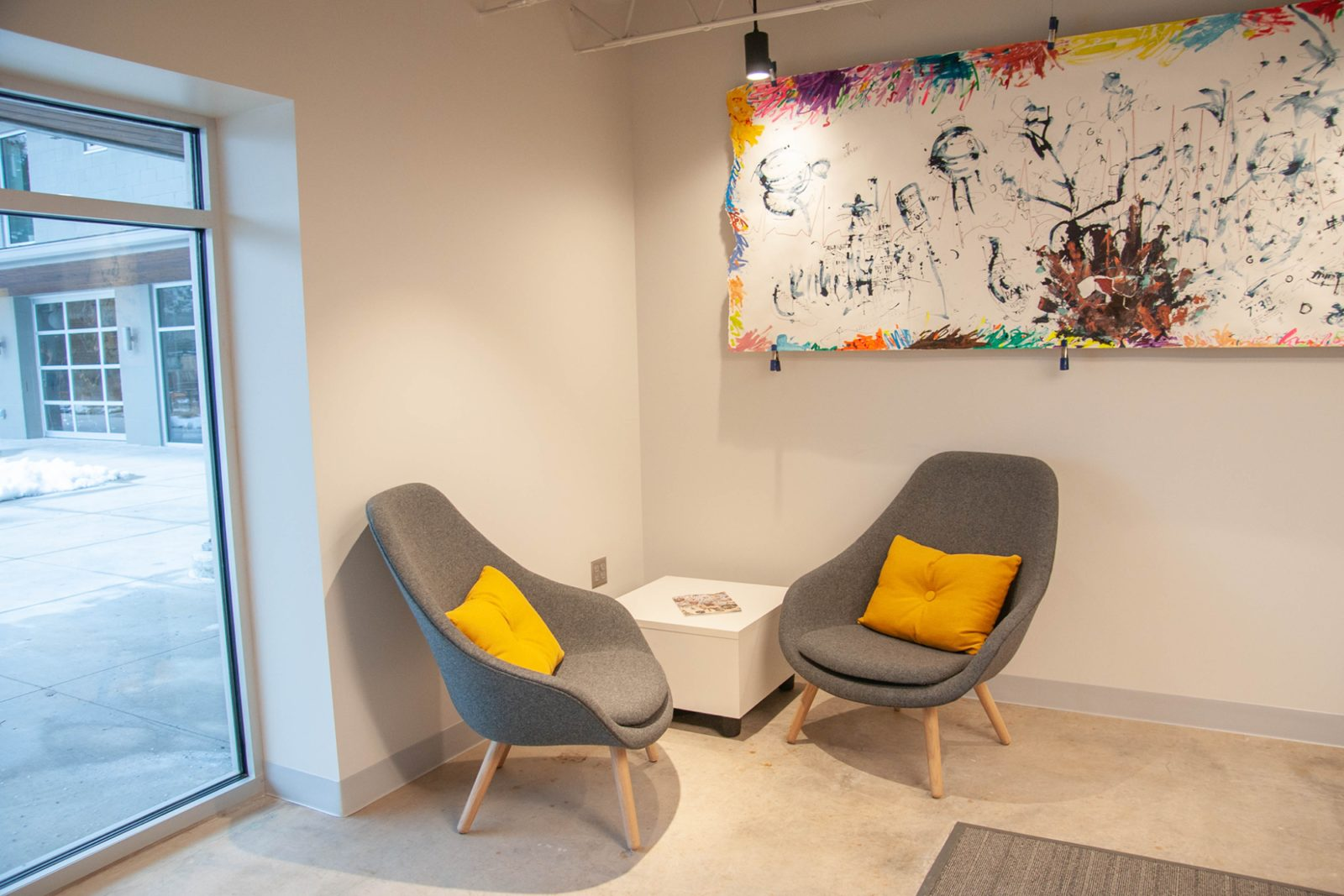 HNC Living Gallery Sitting Area