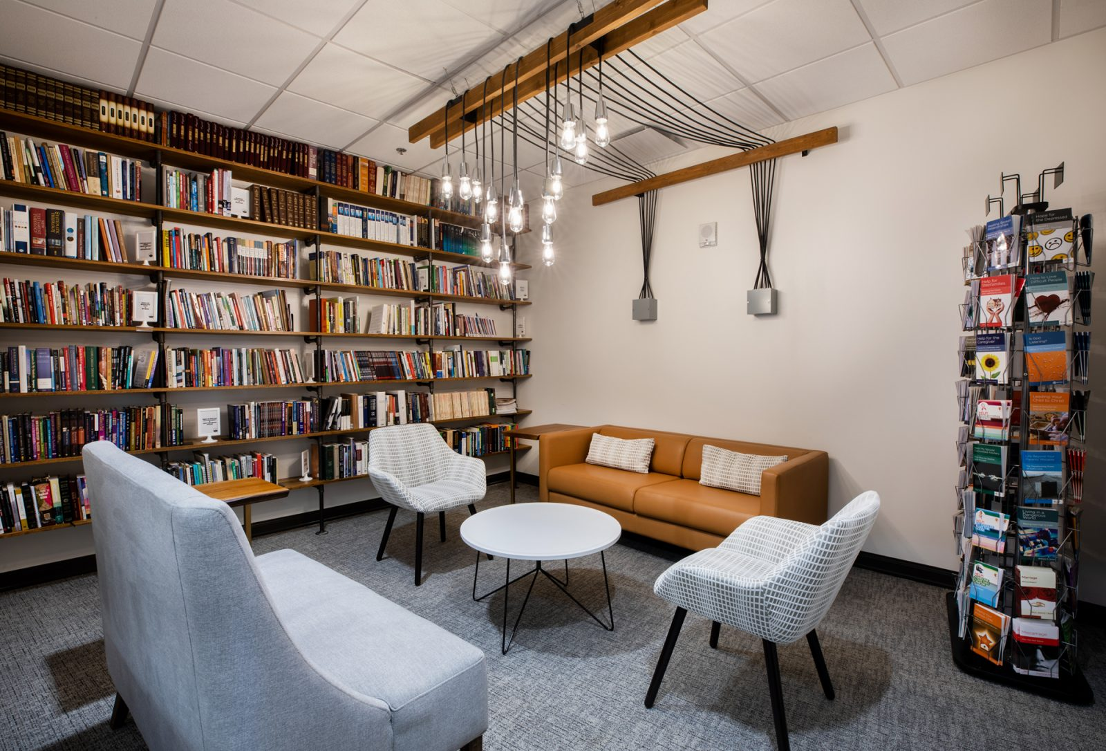 Ascend Church Library Gallery