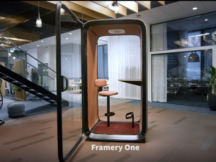 Framery One Video Still