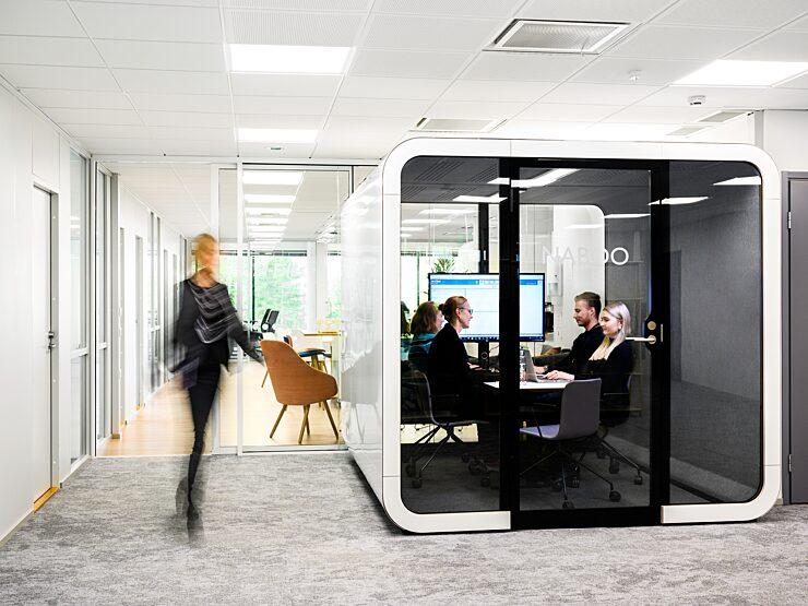 Framery 2 Q in office ppl