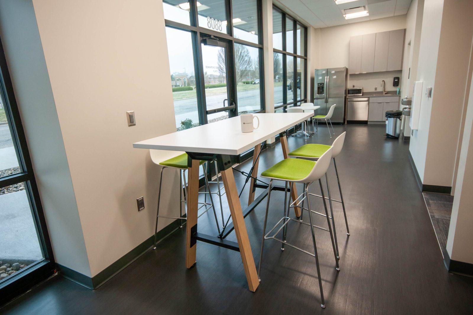 Academy Bank Lenexa Break Room 1