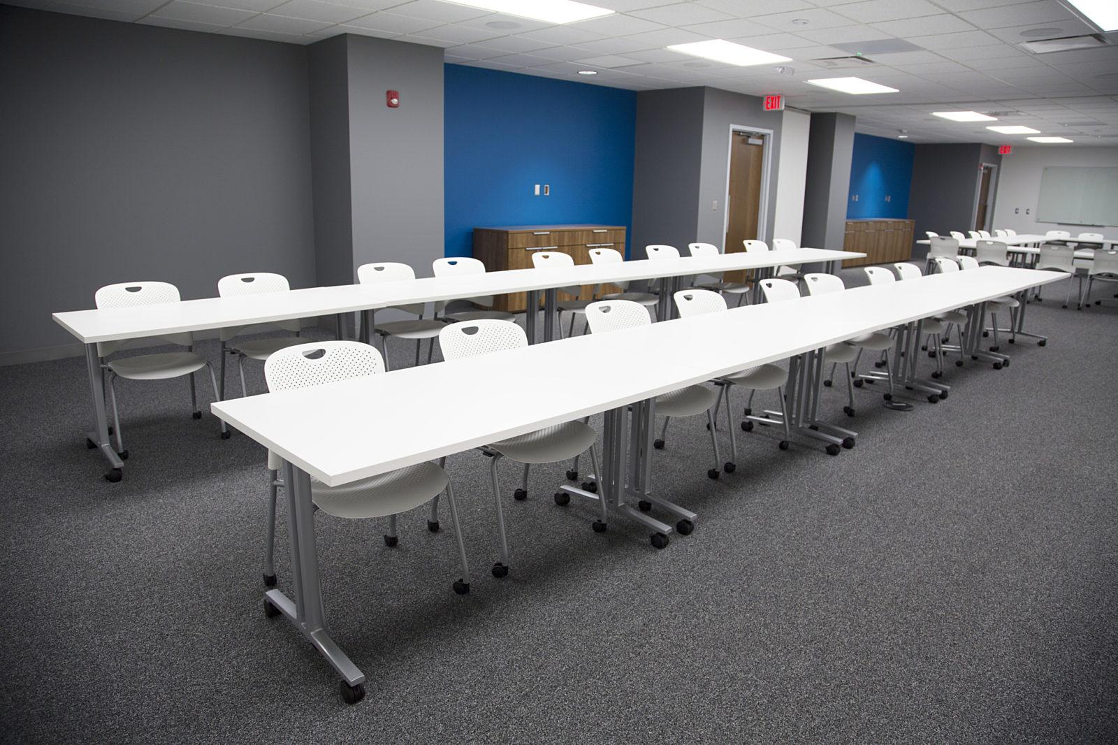 Lockton Affinity Training Room
