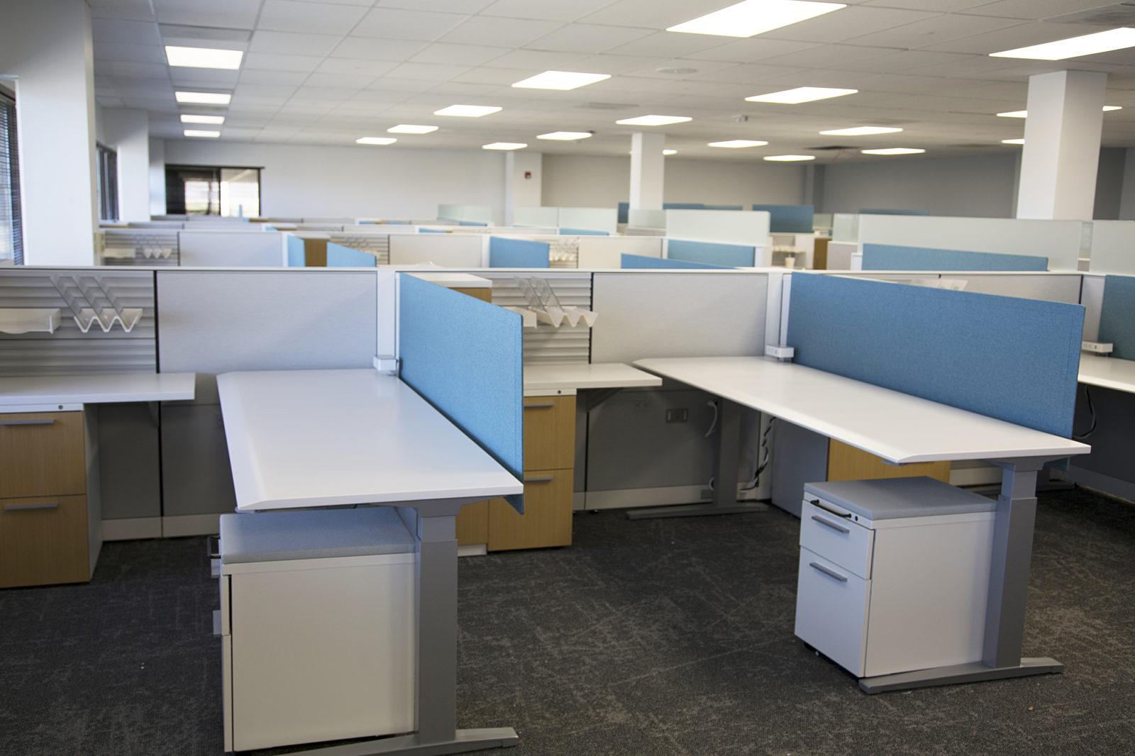 Lockton Affinity Workstations